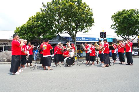 Selusalema Brass Band