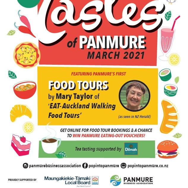 Tastes of Panmure 2021