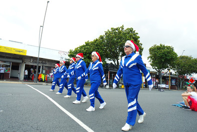 Major Effort Marching Team