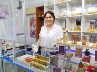 OTE Lolo 'Alepea - a little shop of perfume and oils