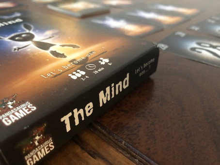 Tabletop Game Review: The Mind