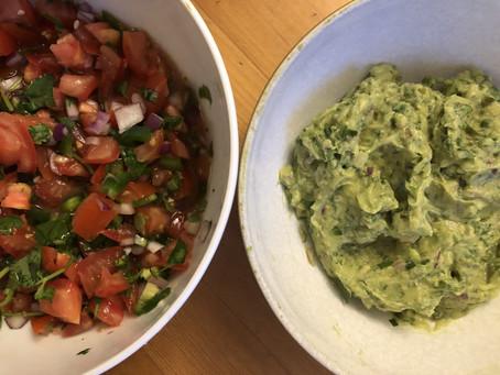 Wayfarer's Fare: Fantasty Snacksident - Guacamole