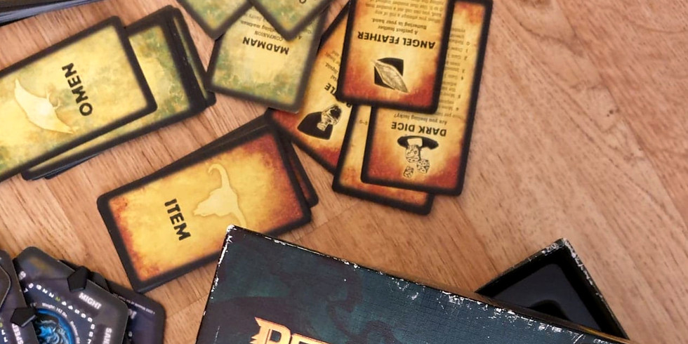 Boardgame: Betrayal at House on the Hill