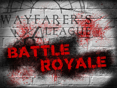 The Battle Royale Update!