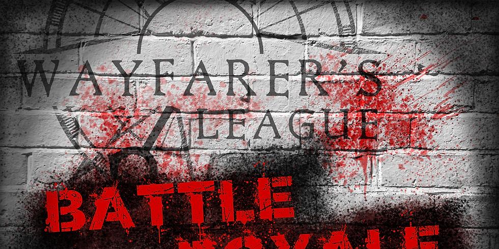 Wayfarer's League 5e Battle Royale!