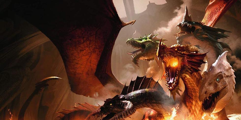 Session Zero: Tyranny of Dragons 5e