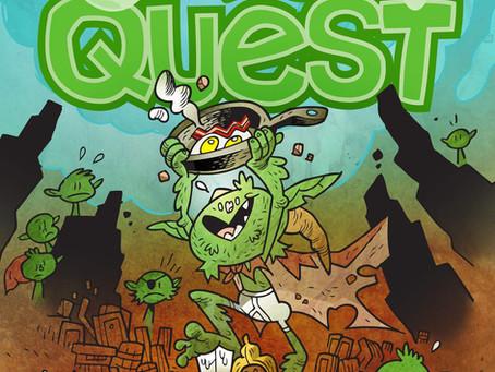 TTRPG Review: Goblin Quest!