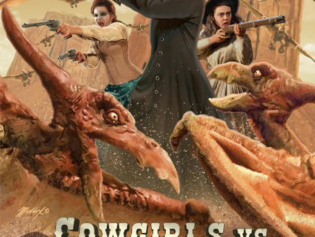 Crap Film Club Review: Cowgirls vs Pterodactyls