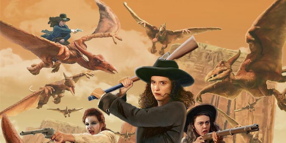 Crap Film Club: Cowgirls vs Pterodactyls