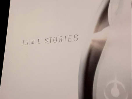 Tabletop Game Review: T.I.M.E. Stories