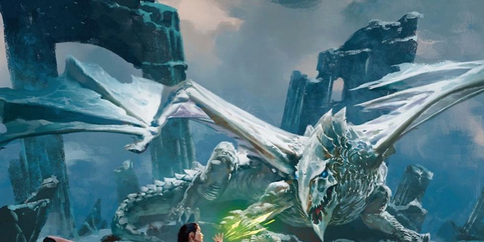Session Zero: Dragon of Icespire Peak