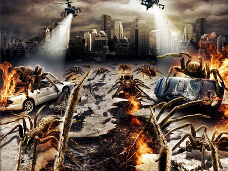 Crap Film Club Review: Arachnoquake
