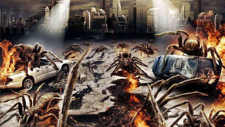 Crap Film Club: Arachnoquake