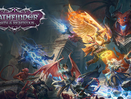Pathfinder: Wrath of the Righteous – A Comparative Review