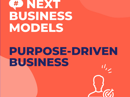 Purpose driven business : an answer for societal expectations