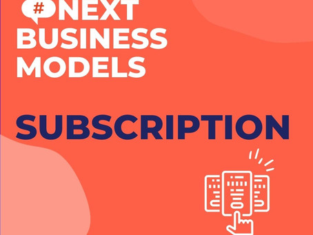The subscription: an unavoidable part of revenue recurrence