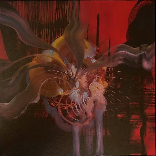 Surrender oil on canvas