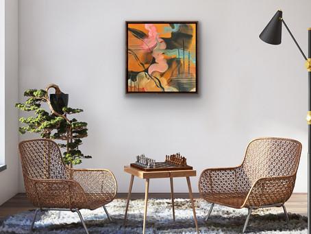 Artwork in Focus - The Golden Hour