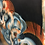 "Thumbnail: Smoke - Oil on canvas (100x100cm) 39"" square"