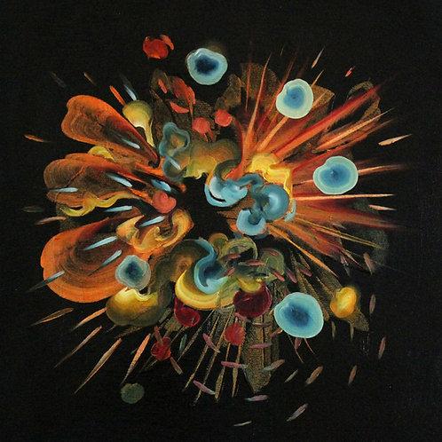 Bloom 7 Oil Painting