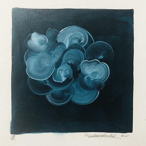 Flotsam #2   - oil painting