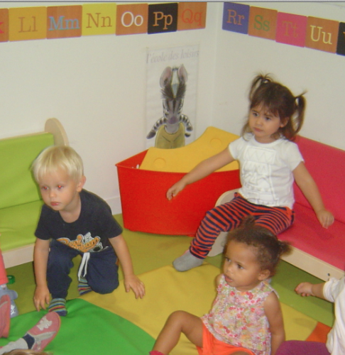 Little Frogs - Bilingual daycare