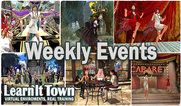 Weekly Events