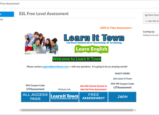 What is your English Level? Take Free Assessment.