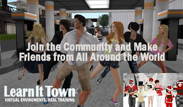 Join Community Make Friends