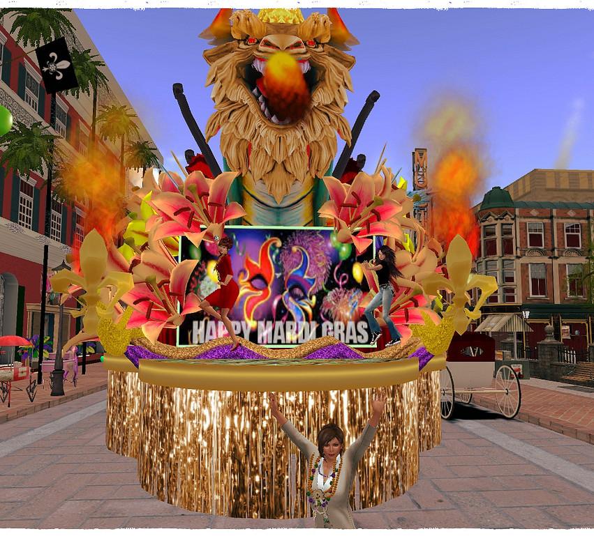 Mardi Gras 2018 Parade