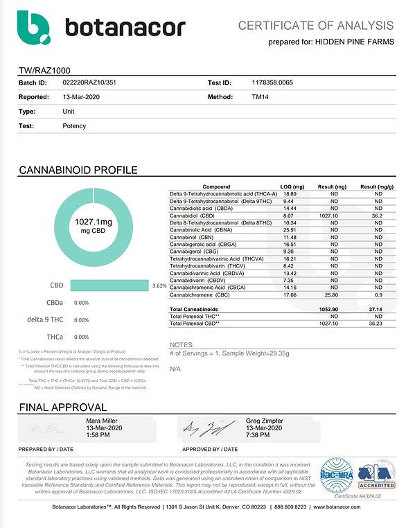 TimberWolf 1000mg Raspberry COA.jpg