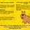 Thumbnail: Furry Tail CBD Large Dog Biscuits