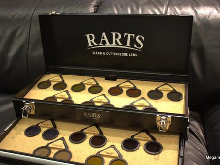 RARTS(アーツ)偏光レンズ取扱開始