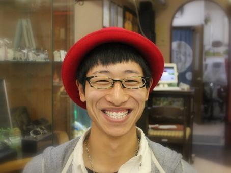 影郎デザインな笑顔男子♪