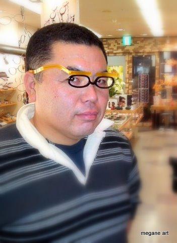 手づくりメガネ
