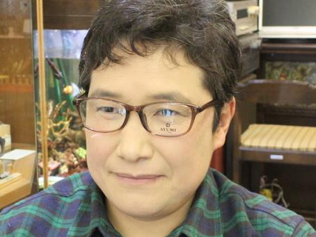 「歩」なお客様と、鯖江から来店いたしますよ~の巻!