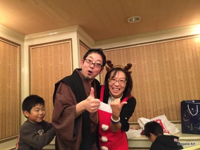仮装忘年クリスマスパーティー