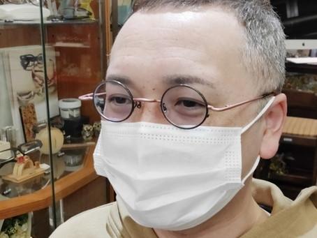 マスク時代をメガネで楽しく!