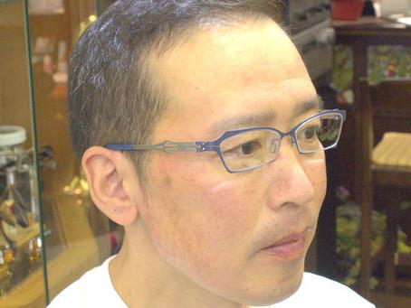 人生初の眼鏡はレチルドで!