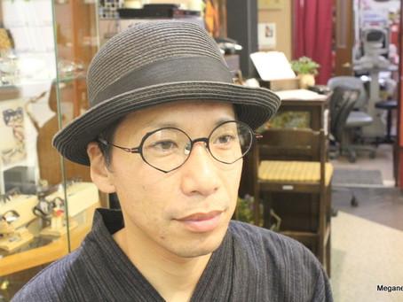 レチルドのメガネでお誕生日!