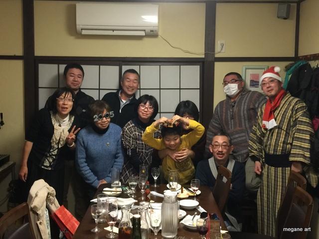 仮装・忘年クリスマスパーティー