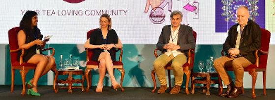 Tasha Marikkar moderates session on How