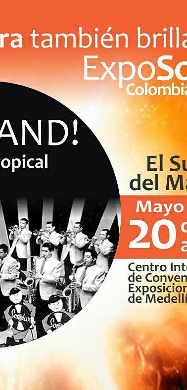 Muestra cultural Exposolar Colombia