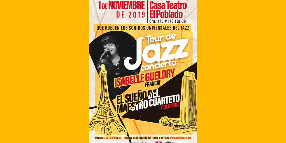 Tour de Jazz Concierto