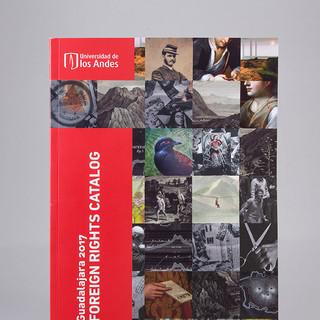 Catálogo de Derechos Ediciones Uniandes