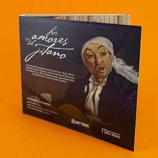 CD «Los Amores del Jitano»