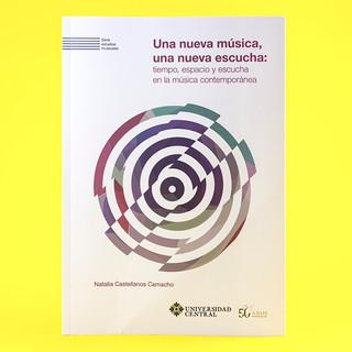 Libro «Una nueva música, una nueva escucha.»