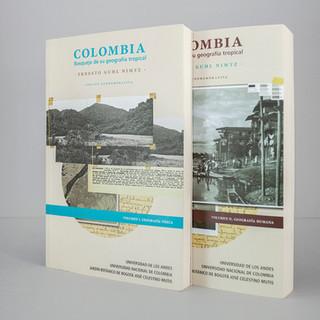 Libros «Colombia. Bosquejo de su geografía tropical. Vols. 1 y 2»
