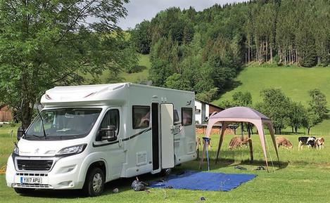Camping Landidylle
