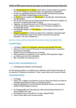Covid-19 Info Teil 2